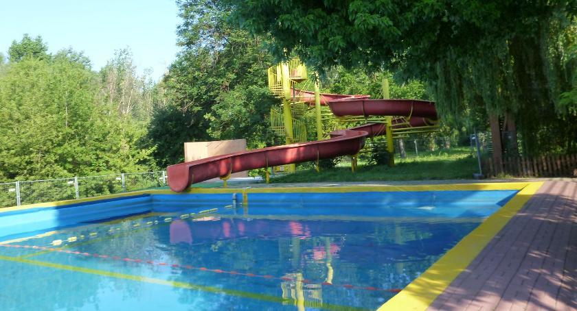 Handel i usługi, Coraz bliżej rozpoczęcia sezonu basenowego - zdjęcie, fotografia