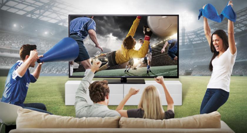 Oglądanie telewizji w wysokiej jakości przyda się na tegoroczny mundial, ale nie tylko...
