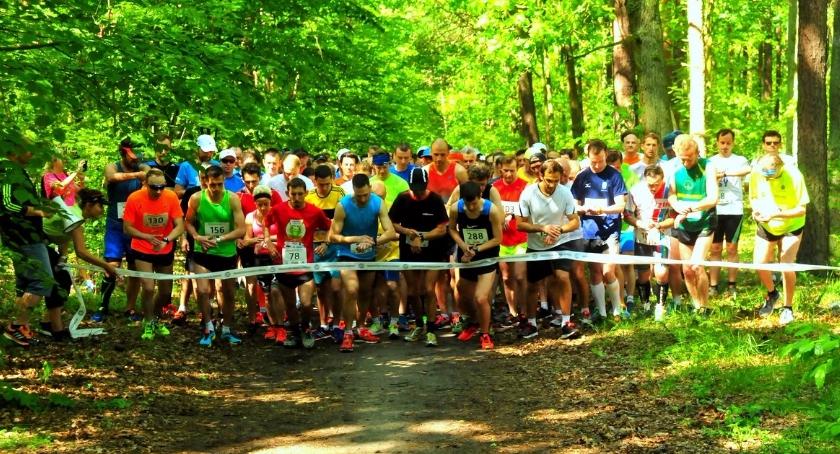 Bieganie, Puchar Maratonu Warszawskiego fotorelacja drugiego biegu - zdjęcie, fotografia