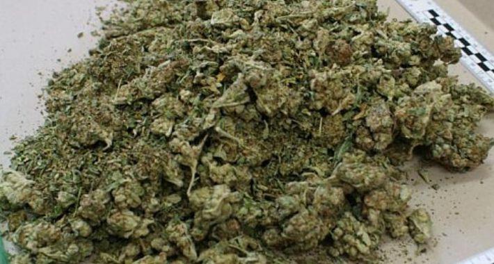 Interwencje, Przyłapany marihuaną - zdjęcie, fotografia
