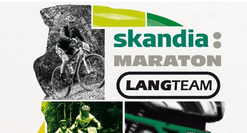 Rower, Skandia Maraton startuje Warszawie - zdjęcie, fotografia