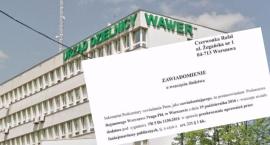 Wawerscy urzędnicy pod lupą śledczych. Prokuratura zbada czy nie przekroczyli uprawnień