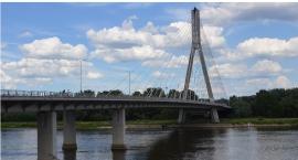 Władze i radni dzielnicy o moście Na Zaporze.
