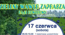 """Rajd rowerowy """"Zielony Wawer"""""""