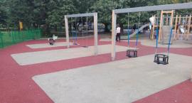 Modernizacja placu zabaw w Zerzniu