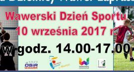 Piknik Rodzinny – Wawerski Dzień Sportu