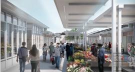 Umowa na przebudowe bazaru w Falenicy podpisana. Jak będzie wyglądać stare-nowe targowisko