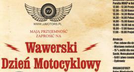 Wawerski Dzień Motocyklowy już najbliższą sobotę!