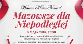 Wawer Music Festiwal. Zespół Mazowsze w Wawrze