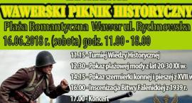 Wawerski Piknik Historyczny już w czerwcu