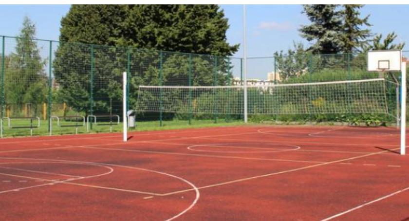 Piłka nożna, Wakacje sportowo które boiska dzielnicy czynne - zdjęcie, fotografia