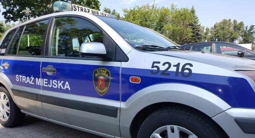 Bezpieczeństwo, Miał sobie marihuanę Zatrzymały strażniczki miejskie - zdjęcie, fotografia