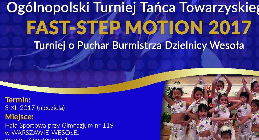 News, Ogólnopolski Turniej Tańca Motion Wesołej - zdjęcie, fotografia