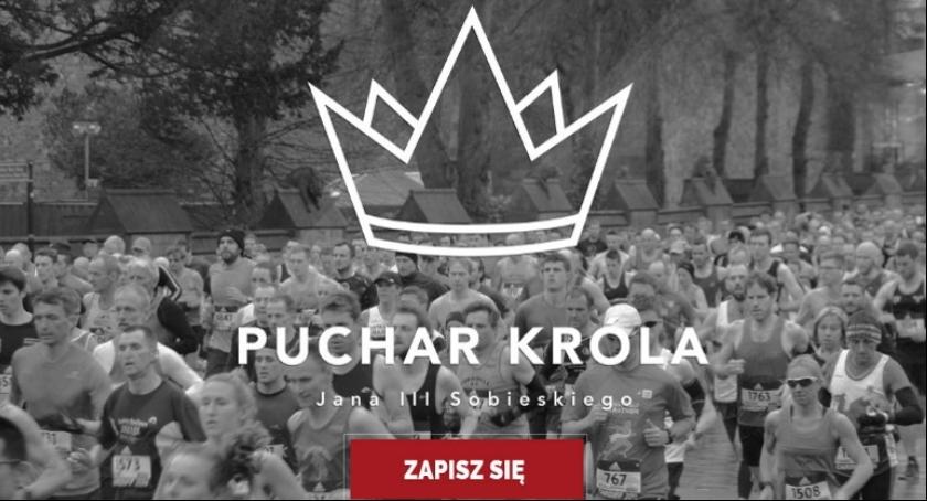Bieganie, Puchar Króla Sobieskiego Grand Warszawy Nordic Walking - zdjęcie, fotografia