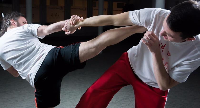 Inne dyscypliny, Rodzinne treningi sztuk walki - zdjęcie, fotografia