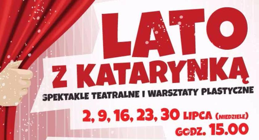 Teatr, Katarynką DZIECI] - zdjęcie, fotografia