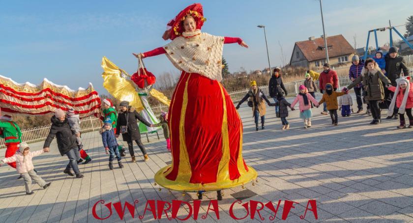 Imprezy, Centrum Kultury Wilanów bajkowym stylu - zdjęcie, fotografia