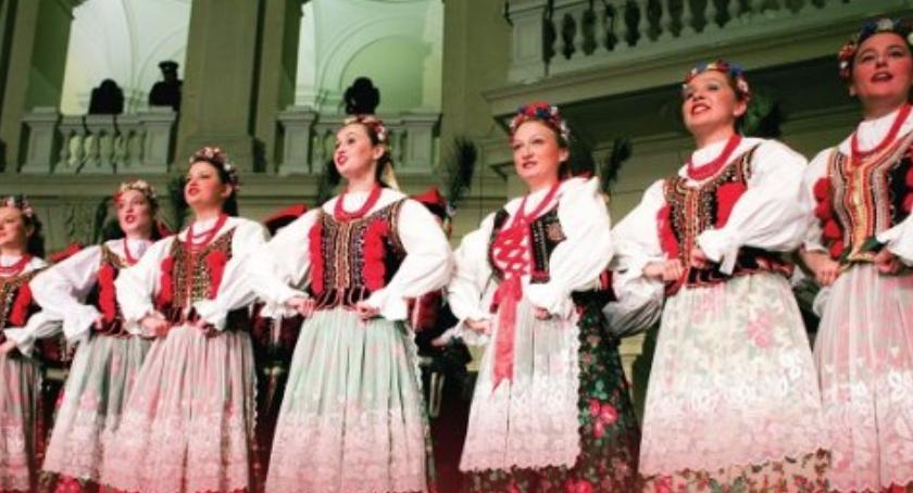Koncerty, Zespół Pieśni Tańca Politechniki Warszawskiej zaprasza koncert - zdjęcie, fotografia