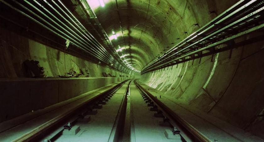 tunel pod Wisłą