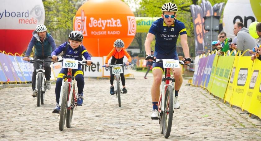 Rower, Skandia Maraton [ZDJĘCIA] - zdjęcie, fotografia