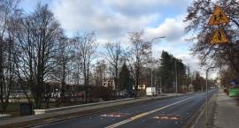 Progi zwalniające na ulicy Przyczółkowej. Będzie bezpieczniej