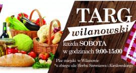 Targ Wilanowski zaprasza w soboty