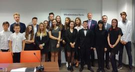 I sesja III kadencji Młodzieżowej Rady Dzielnicy Wilanów