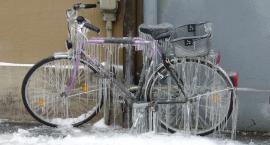 Widoczność to życie. Na rower siadamy również zimą