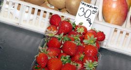 Potaniały greckie truskawki. Przegląd cen Zieleniaka 15.02.18