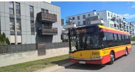 Linia autobusowa 323 zawiezie dzieci do szkoły przy ul. Ledóchowskiej