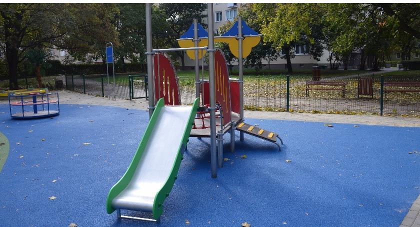 """Budżet Partycypacyjny, zabaw """"Wola Malucha"""" - zdjęcie, fotografia"""