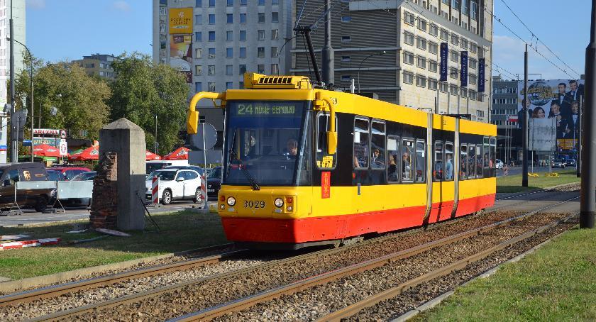 Komunikacja, Rekordowa linia tramwajowa - zdjęcie, fotografia