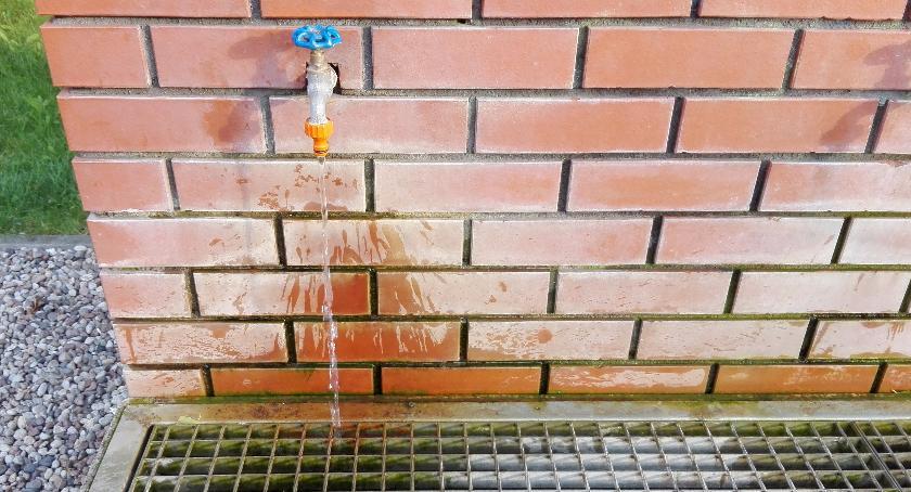 Zdrowie, zyska źródełka wodą pitną - zdjęcie, fotografia