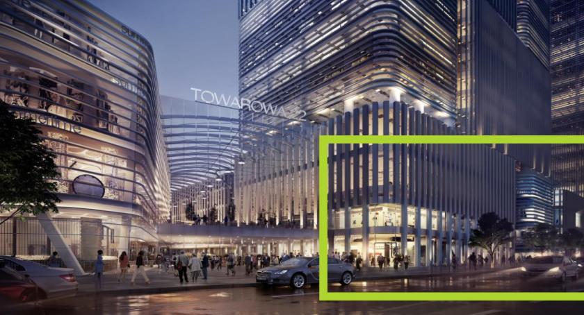 Inwestycje, powstanie centrum handlowe Będzie większe Arkadia! - zdjęcie, fotografia