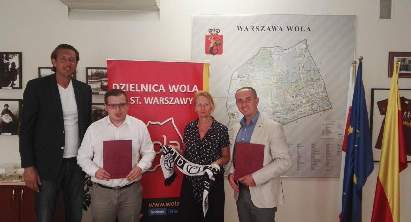 Siatkówka, ONICO Warszawa współpracują! - zdjęcie, fotografia