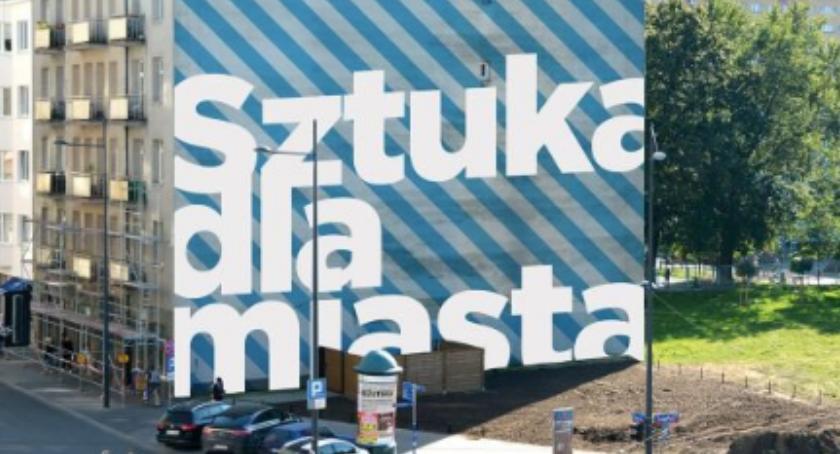 """Inwestycje, """"Moda Wolę"""" konkurs mural! - zdjęcie, fotografia"""