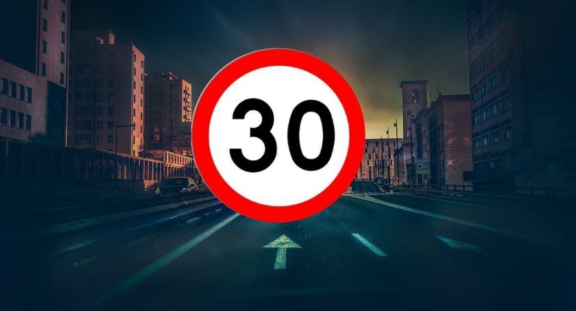 Drogi, Jazda godzinę Odolanach zakaz nocnej jazdy ciężarówek - zdjęcie, fotografia