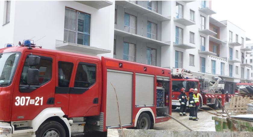 Pożary, Pożar Kazimierza - zdjęcie, fotografia