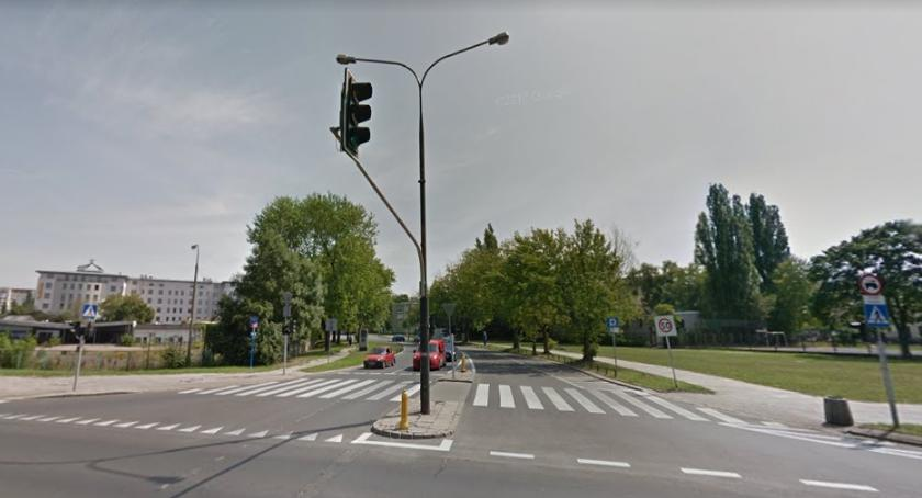 Interwencje, Będzie oświetlenie ulicy Stawki - zdjęcie, fotografia