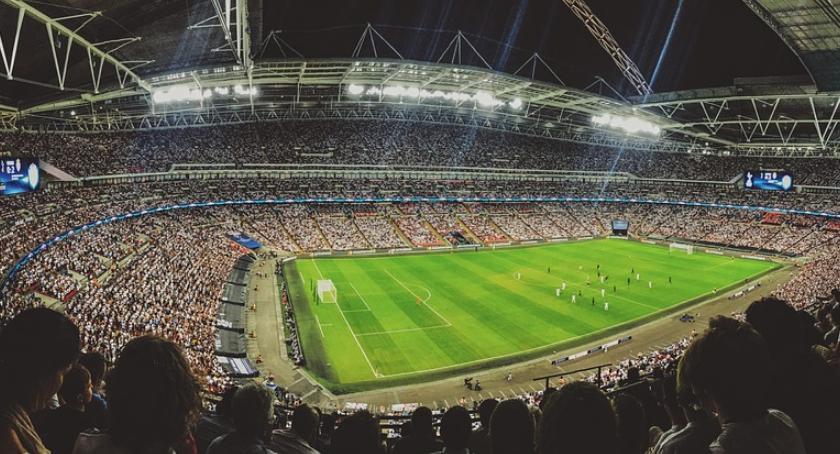 Piłka nożna, Będzie strefa kibica Parku Sowińskiego - zdjęcie, fotografia