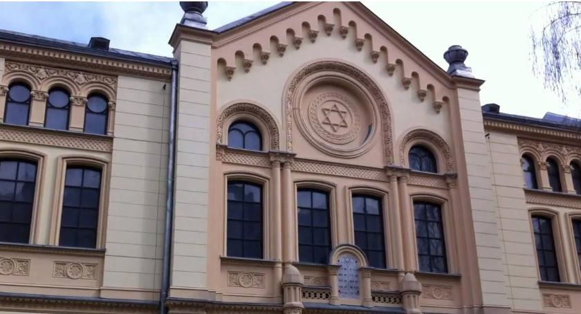 Historia, Synagoga Nożyków okolice spacer! - zdjęcie, fotografia