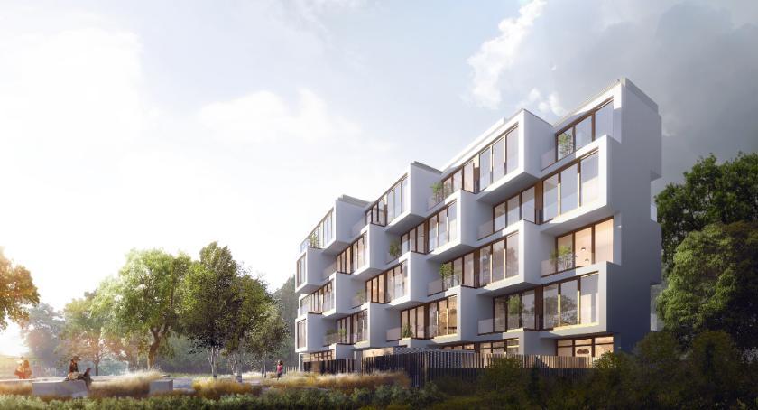 Apartamenty Potocka od IDS Development