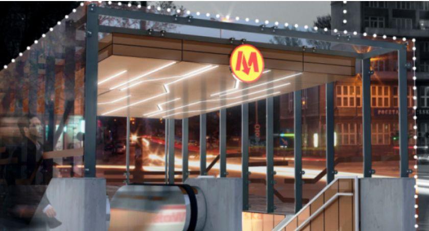 Metro, Dzień otwarty stacji metra Płocka - zdjęcie, fotografia