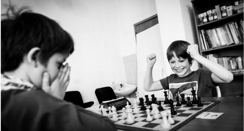 Dzieci i młodzież, Szachowe Rozgrywki dzieci - zdjęcie, fotografia