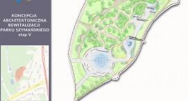 Modernizacja Parku Szymańskiego