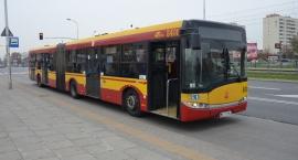 50 nowych autobusów w Warszawie.