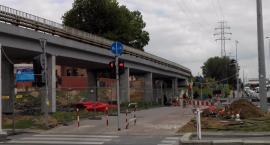 Ulica Kasprzaka ponownie zamknięta