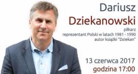 Spotkanie z Dariuszem Dziekanowskim