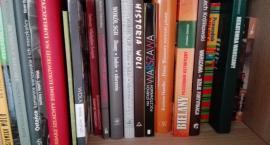 Książki dla biblioteki na Kole