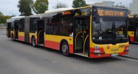 Autobusy przez weekend pojadą objazdem